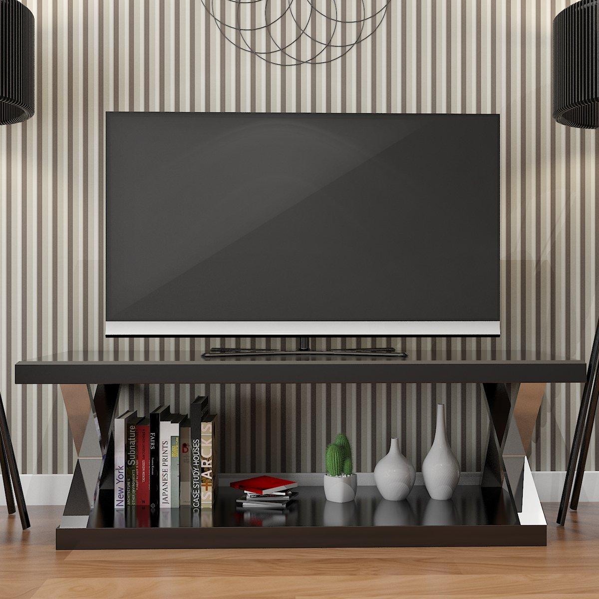 hayden double v design 60 inch modern tv standjoin our newsletter