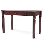 Lily Wood Writers Desk in Walnut